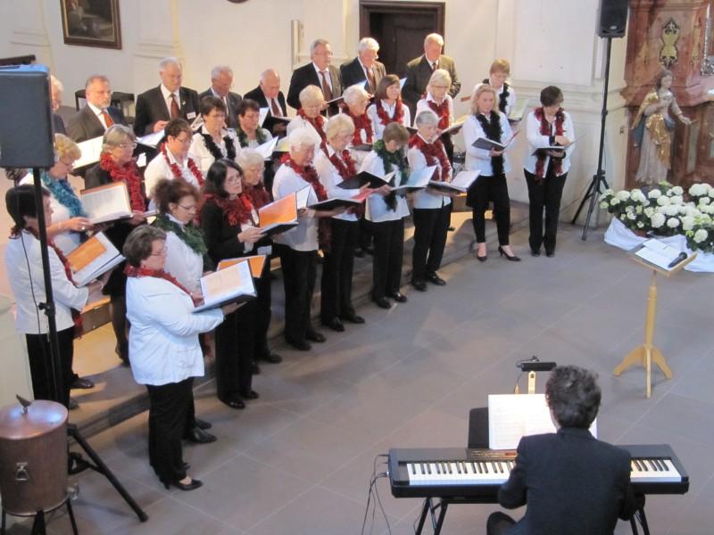 Rottweil - Le CONCERT à Kapellenkirche - 1