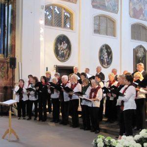 Rottweil - Le CONCERT à Kapellenkirche - 3