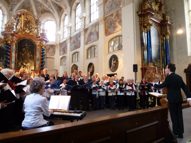 Rottweil - CONCERT - Chants en commun - 2