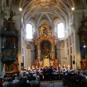 Rottweil - Le CONCERT à Kapellenkirche - 4