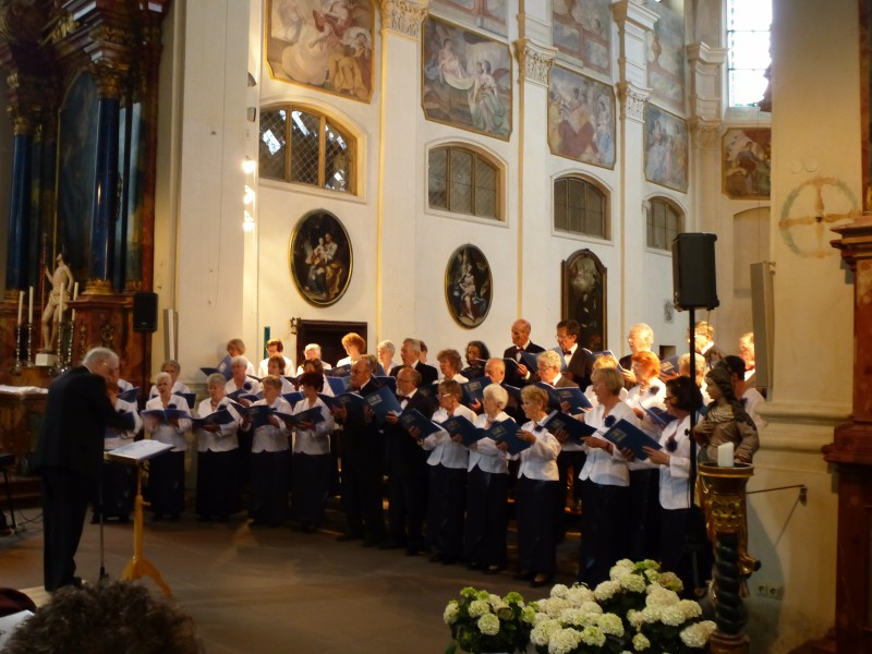 Rottweil - CONCERT - Chants en commun - 1