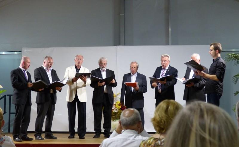Reception Chorale CHORGEMEINSCHAFT - Grande Soirée