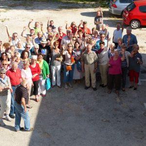 Reception Chorale CHORGEMEINSCHAFT - Le retour