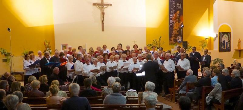 Concert à Ste Douceline - 6 Mai 2016