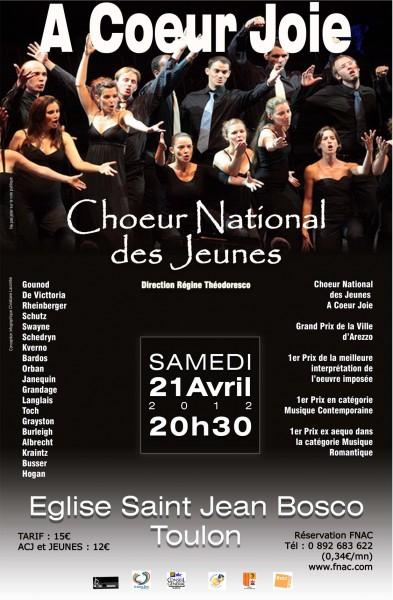 Concert CNJ - 2012
