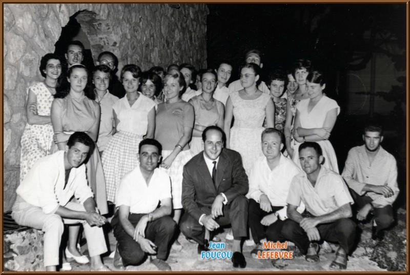 La Chorale BRISE MARINE en 1958