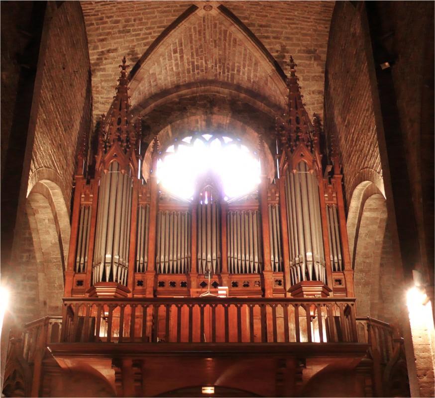 GRAND ORGUE - Eglise St LOUIS de Hyères (83)