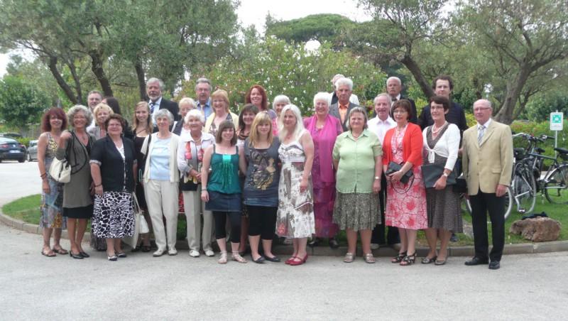 La CHORGEMEINSCHAFT à Hyères - Mai 2011