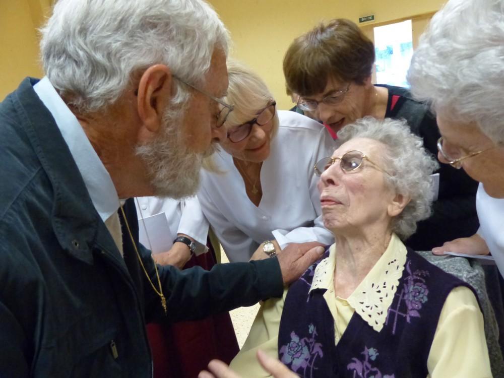 Les 100 ans de Denise SACEPE