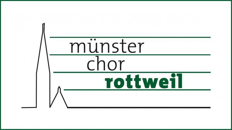 """Logo de la """"Münster Chor"""""""